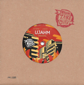 Ujahm - Pressure / Zion Train - Dub Mix (Reggae Take Over) 7""